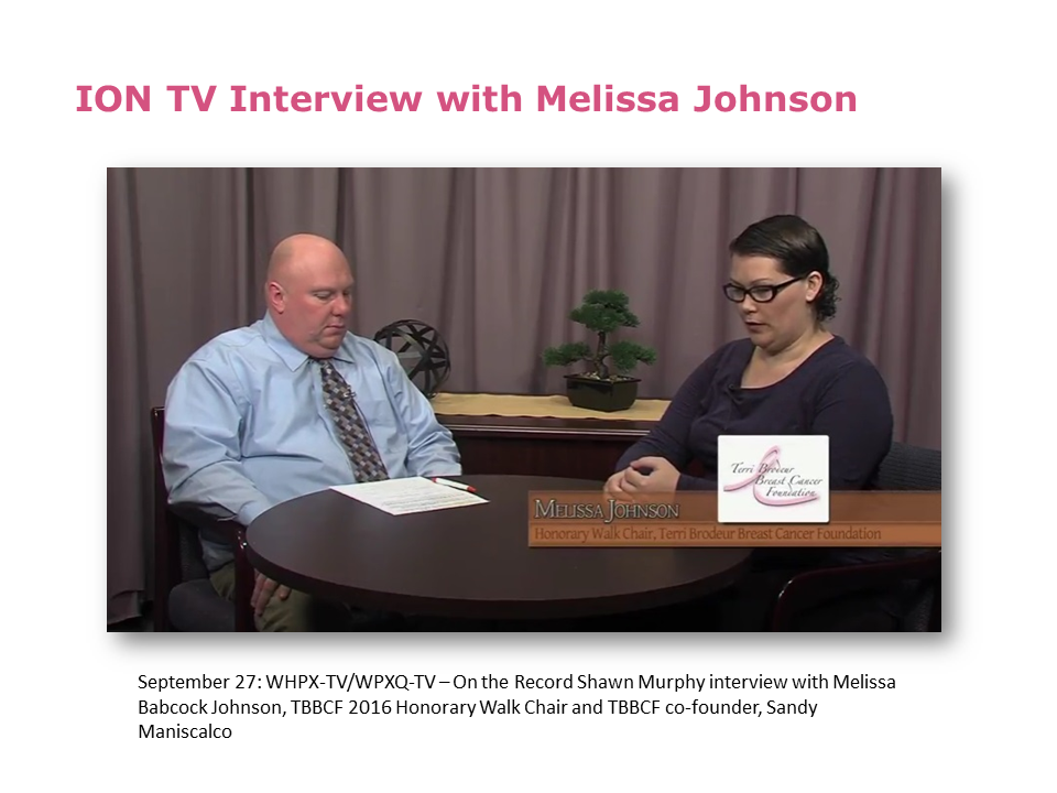 ion-tv-interview-with-melissa-johnson