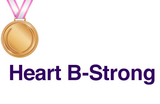 Heart B-Strong TBBCF