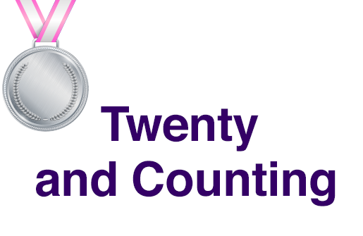 twenty and counting tbbcf