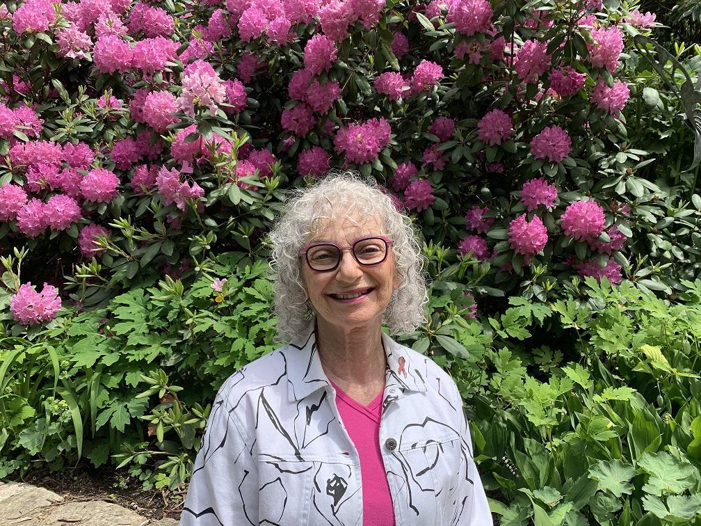 Marcie Brensilver, 2021 Honorary Walk Chair